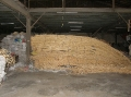 Zpracování materiálu pro výrobu pekařských ošatek